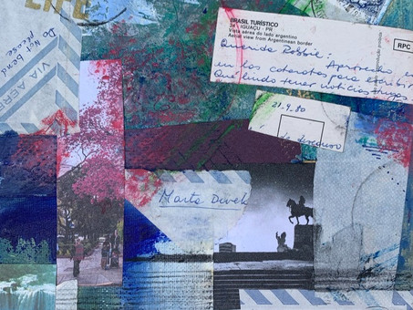 Collage Composition