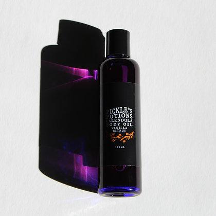Calendula-infused Body Oil