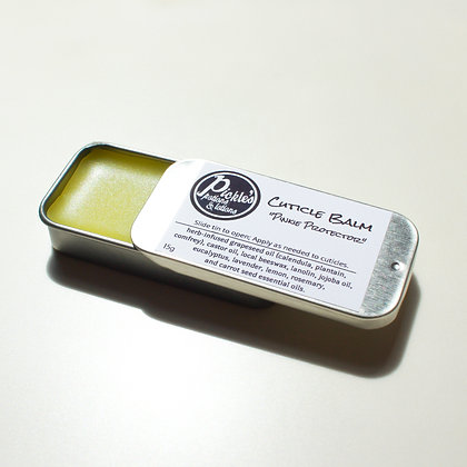 Cuticle and Nail Care Salve