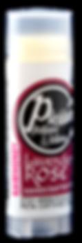 Raw Honey Lavender Rose LipBalm - Front-