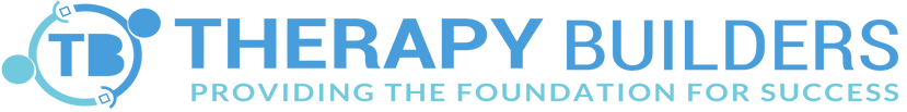 therapy builders logo with text