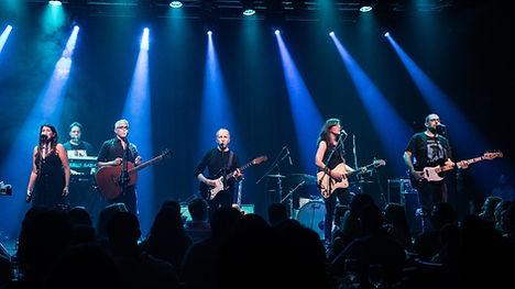 דני סנדרסון והלהקה מוקטן צילום ליאת שניט