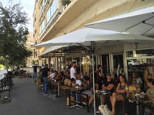 אקורד הסיום של בתי הקפה הוותיקים