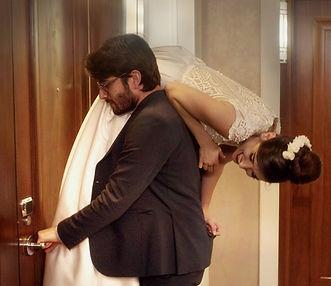 בדרך מהחתונה עוצרים בירושלים