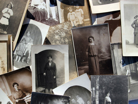 What Use are Family Photos When Researching The Family Tree?