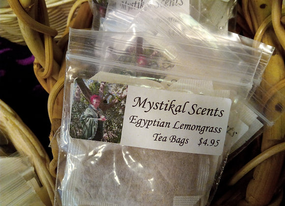 Egyptian Lemongrass Tea Bags