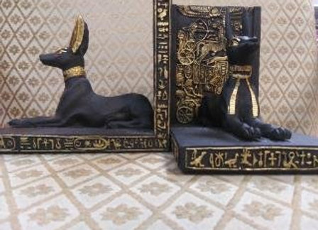 Egyptian Style Bookends