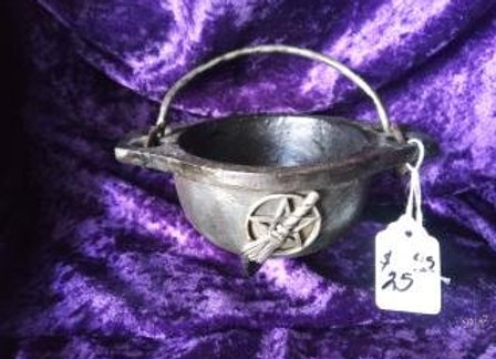 Cast Iron Cauldron Small
