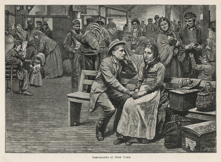 How can I find information about Immigrant Ancestors?