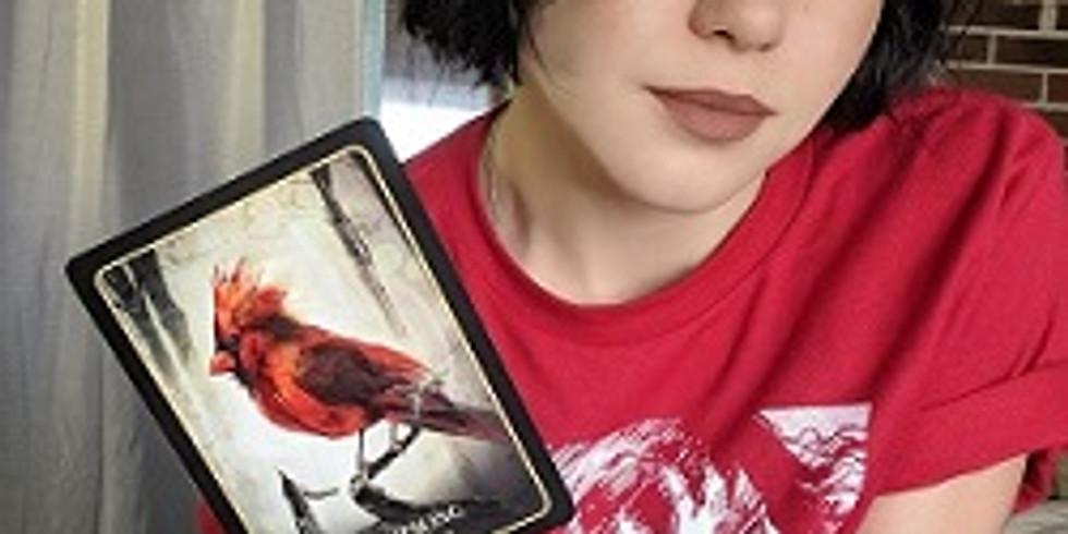 Intuitive Tarot Reader Helen Saad