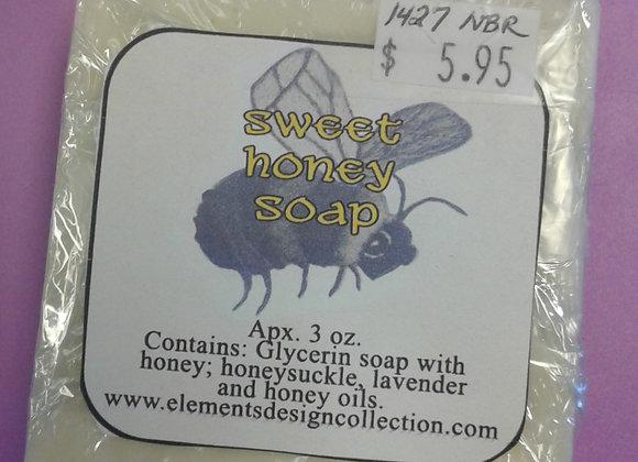 Sweet Honey Soap