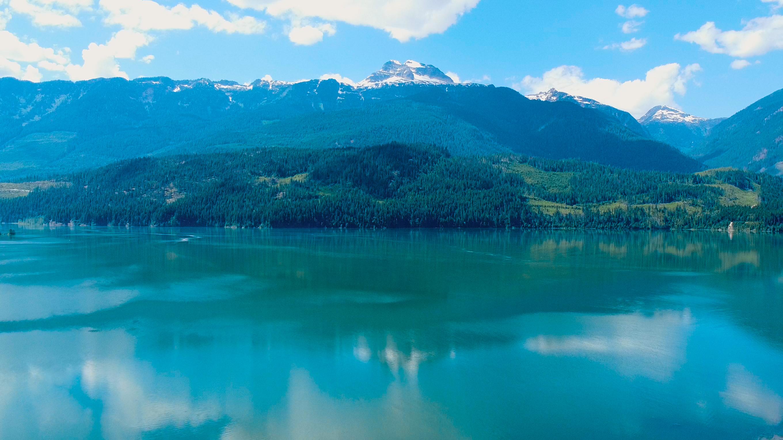 Stunning View of Mt. Begbie