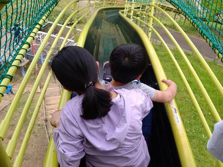 荻野運動公園&月刊アベチアキ