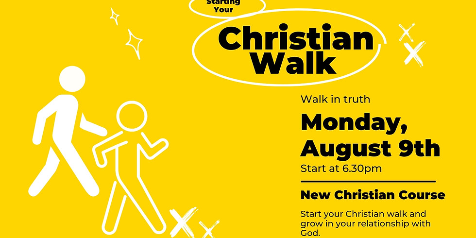 New Christians Course