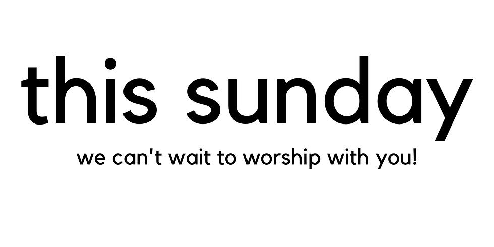SUNDAY SERVICE - 9:30AM
