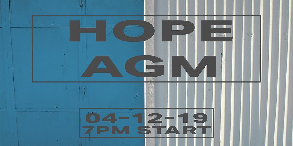 Hope AGM