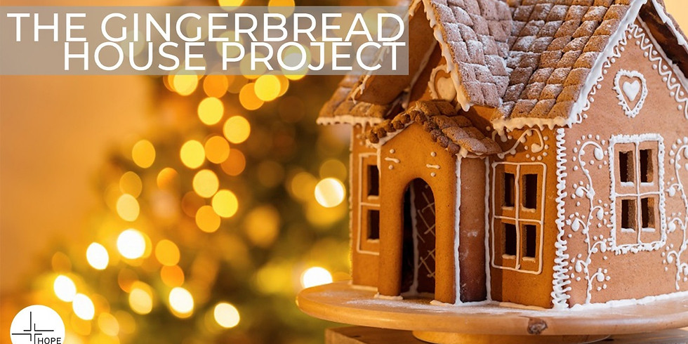 The Gingerbread House Project