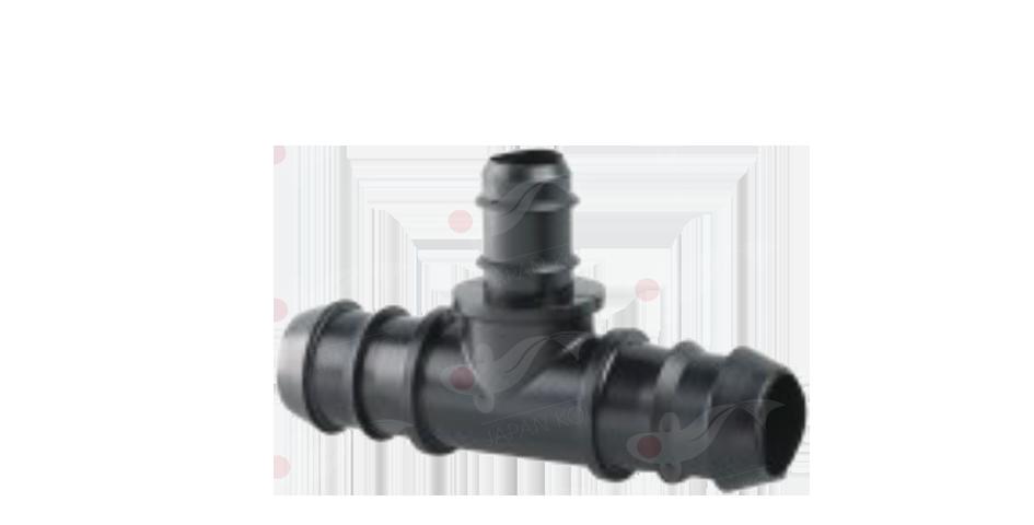 T 16mm pour tuyau japonais