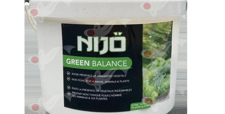 Nijo Green Balance