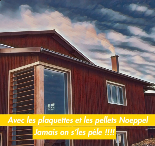 Broyage Noeppel - Chaufferie bois