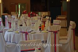 Dekoracje slubne sali wesele opolskie Turawa018