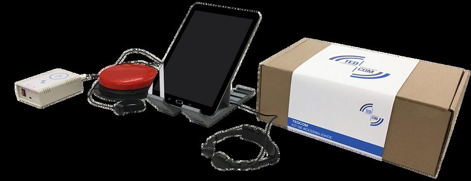 SAWDES - TEDCOM - kit de acessibilidade