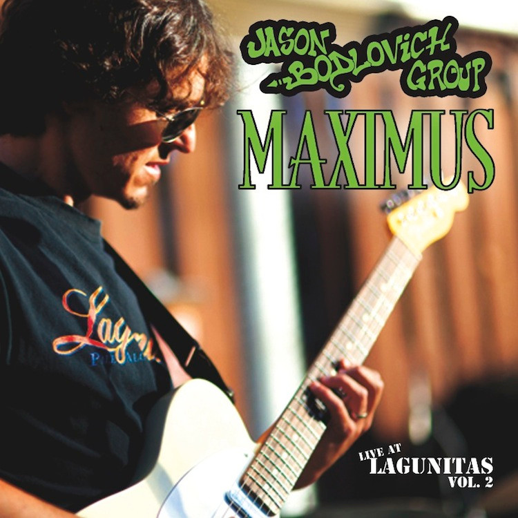 JBG ~ Maximus cover art
