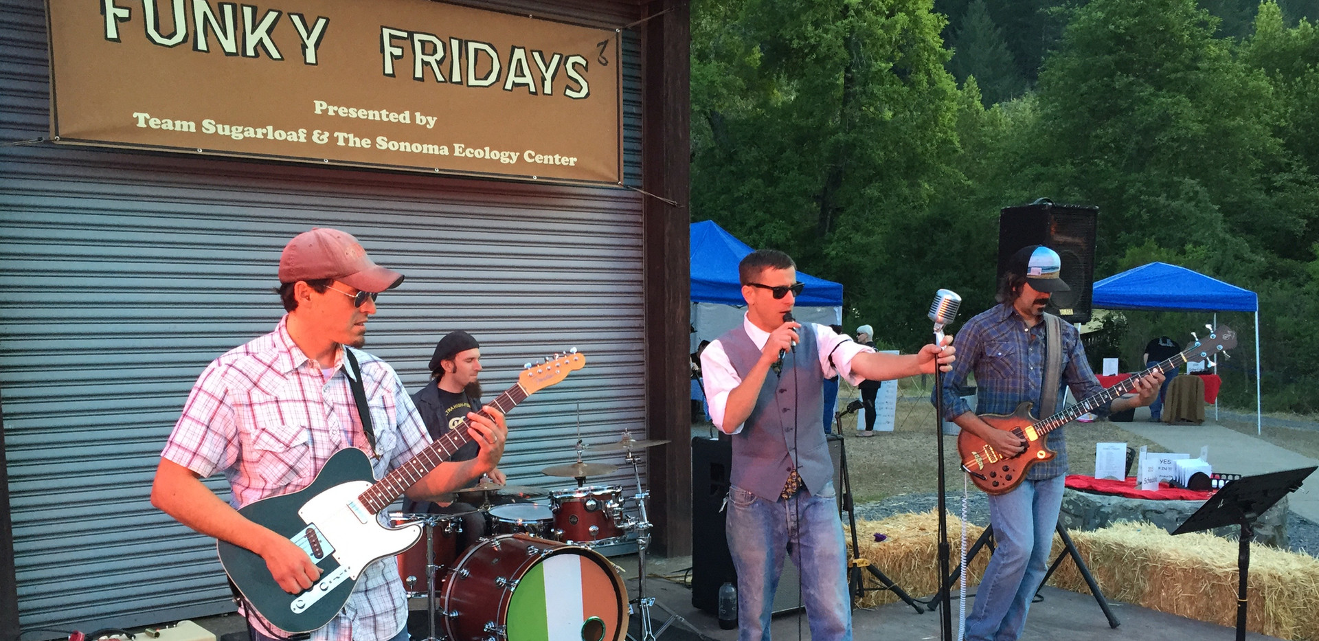 RS Funky Fridays in Kenwood