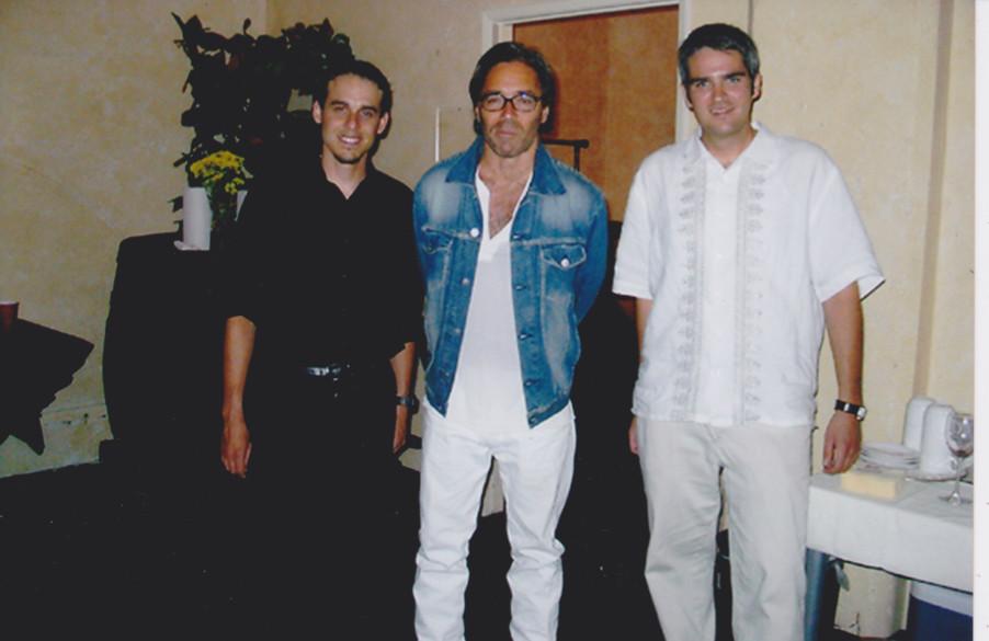 Carter & Bodlovich with Al Di Meola