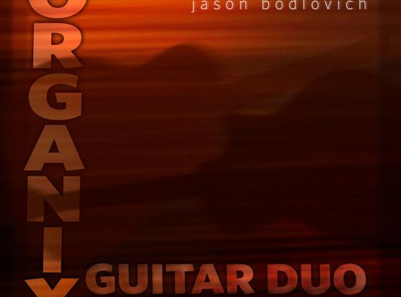 Organix Guitar Duo cover art