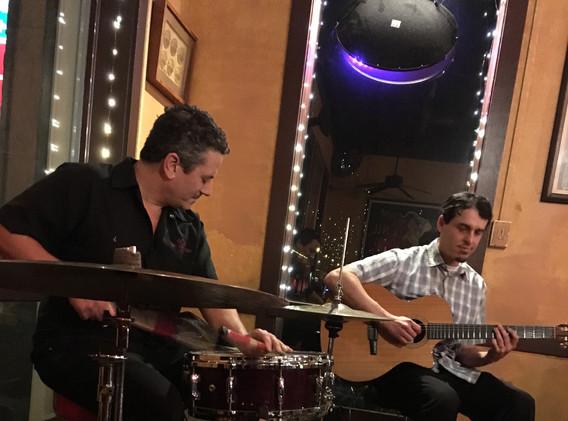 J and Paul in Santa Rosa