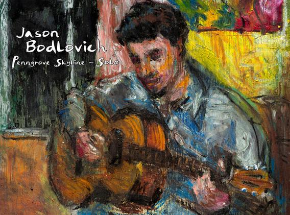 Penngrove Skyline ~ Solo cover art