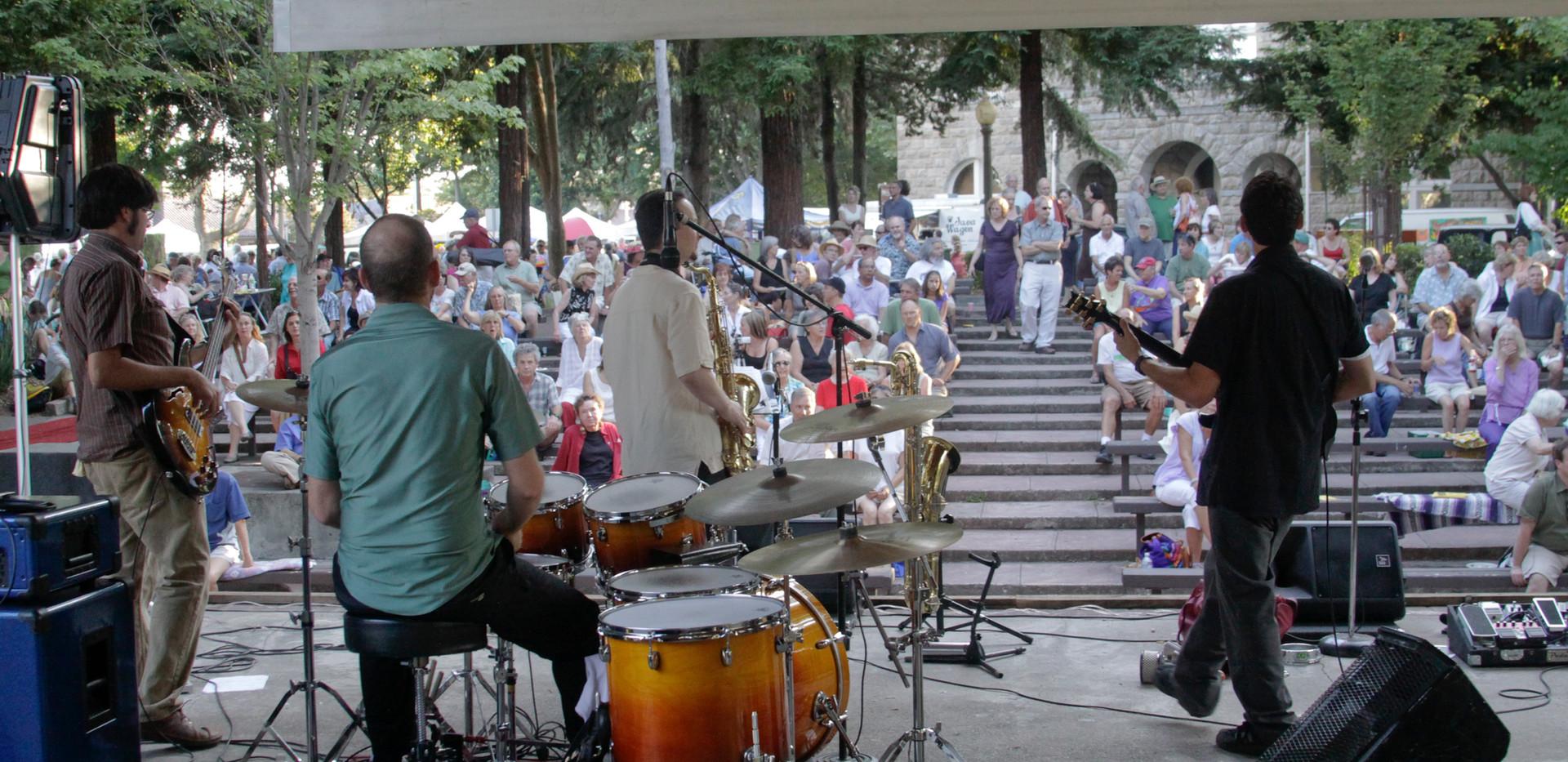 JBG in Sonoma Plaza