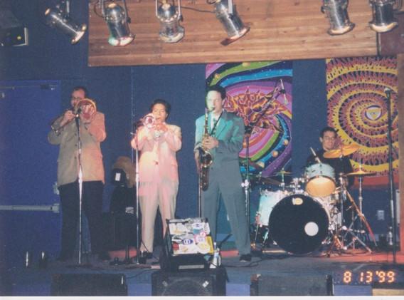 ACME Swing Co. in Tahoe