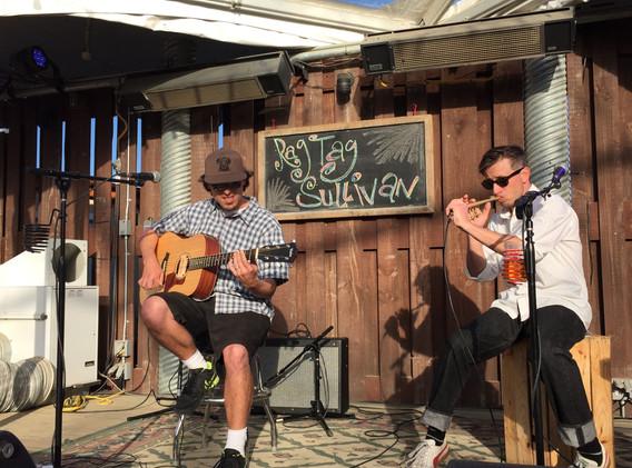 RS Duo at Lagunitas, Petaluma