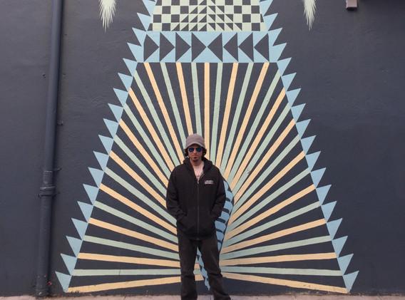 SF alley shot