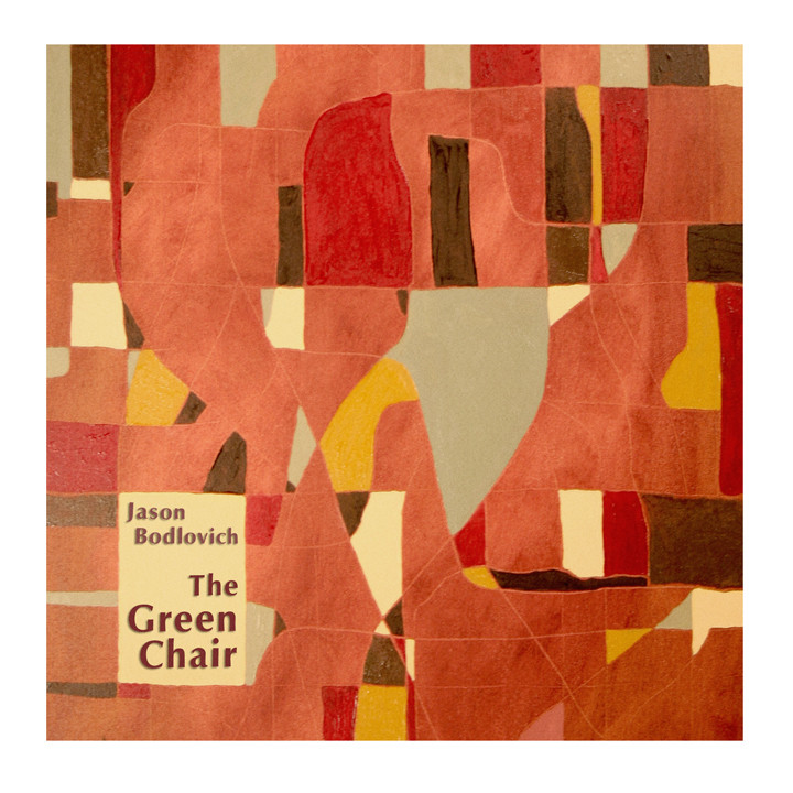 JBG ~ The Green Chair cover art