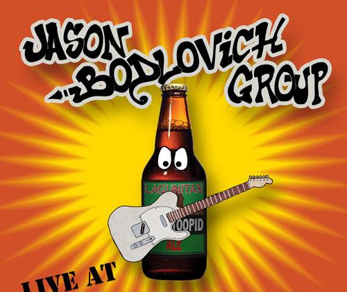 JBG ~ Live at Lagunitas cover art
