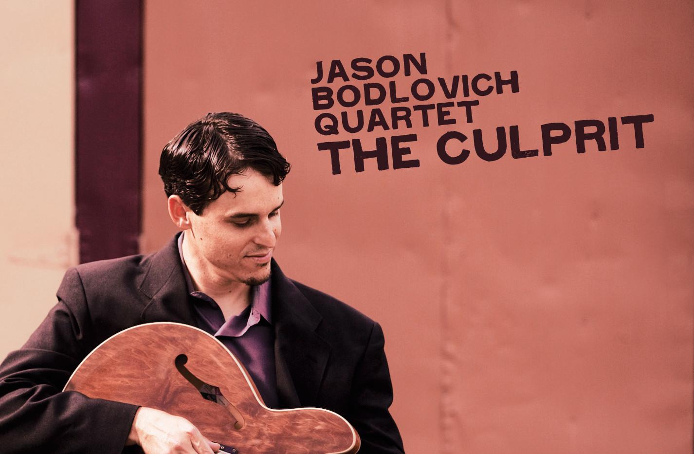 JBQ ~ The Culprit cover art