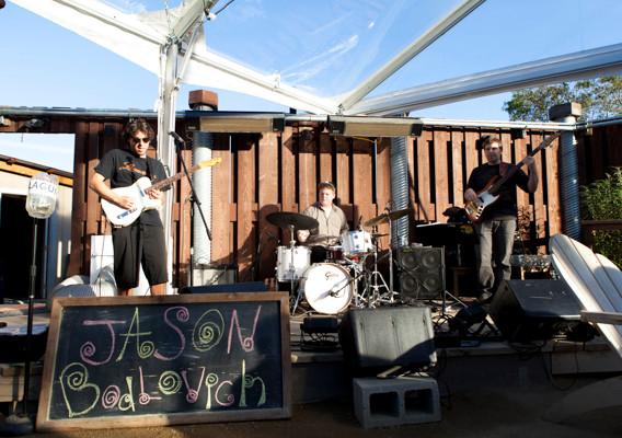 JBG at Lagunitas, Petaluma. Photos by Dom Egan