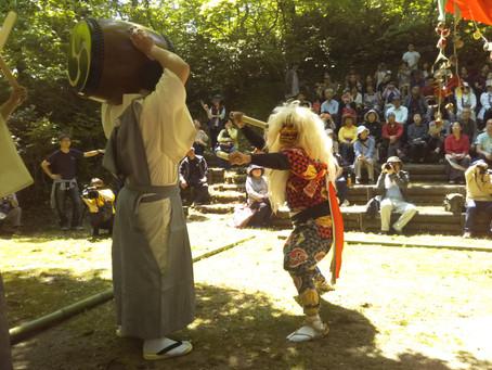 杉池祭りに行ってきました(=^▽^=)