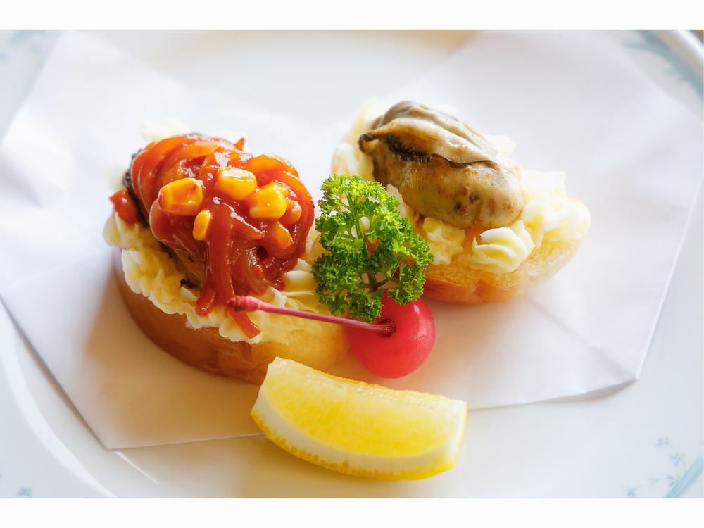 加茂湖オイスターフェア- 加茂湖牡蛎 佐渡の味覚