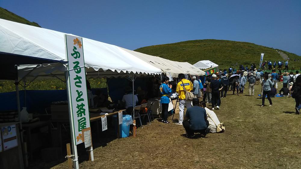 佐渡 大野亀カンゾウ祭り