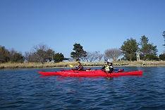 加茂湖シーカヤック 両津港近く 体験プラン エンジョイプラン 佐渡観光交流機構 佐渡で遊ぶ