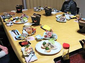 加茂湖オイスターフェア 食事処 カニ料理 牡蛎料理 海鮮料理