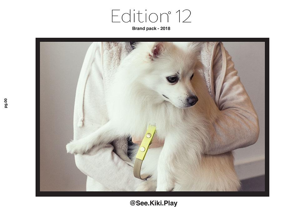 designer dog collars one
