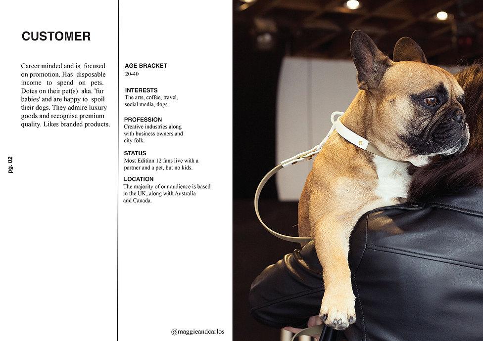 designer dog collars three