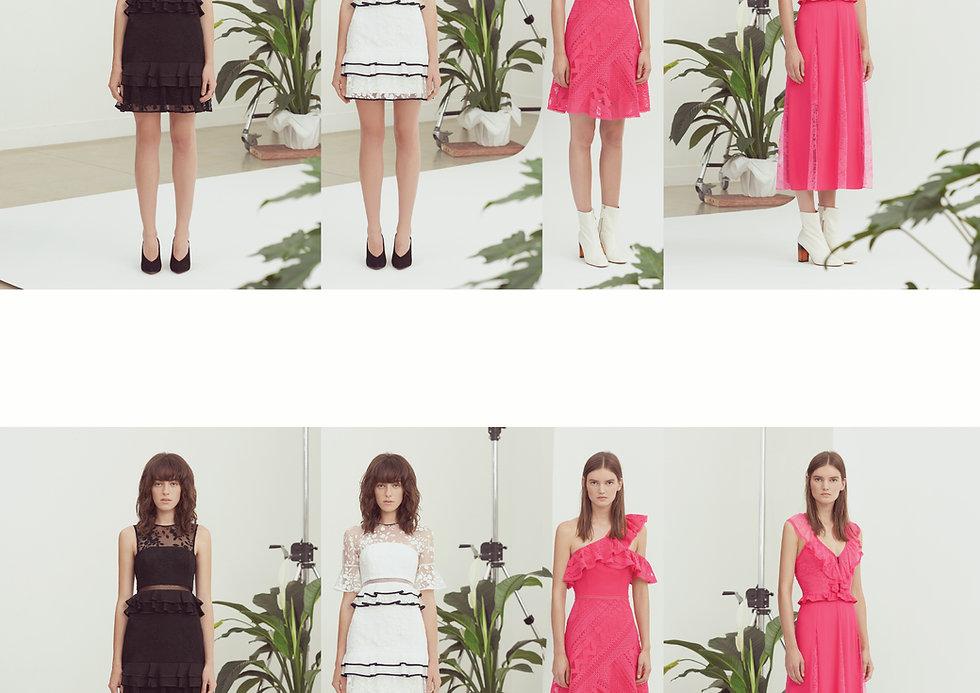 fashion portfolio multiple apparel design