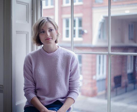 Harriet Goodings freelance fashion designer