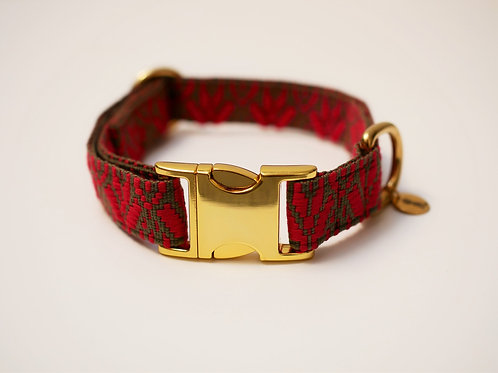 Halsband Orient Dream - Rot